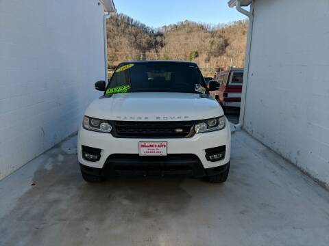 2015 Land Rover Range Rover Sport for sale at BOLLING'S AUTO in Bristol TN