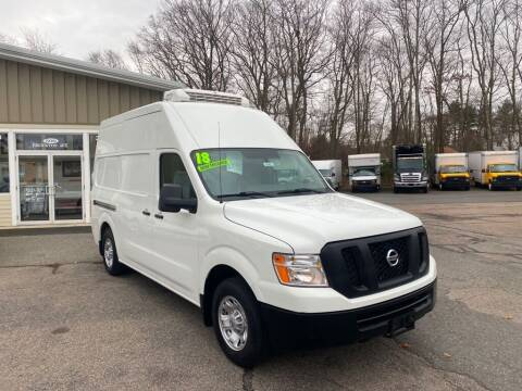2018 Nissan NV Cargo for sale at Auto Towne in Abington MA