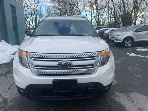 2015 Ford Explorer for sale at Kars on King Auto Center in Lancaster PA