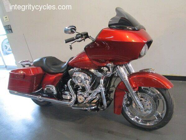 2013 Harley-Davidson ROADGLIDE CUSTOM for sale at INTEGRITY CYCLES LLC in Columbus OH