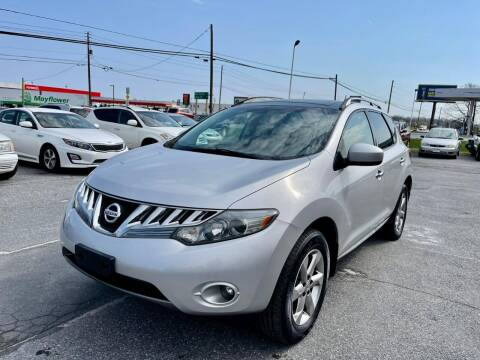 2009 Nissan Murano for sale at AZ AUTO in Carlisle PA