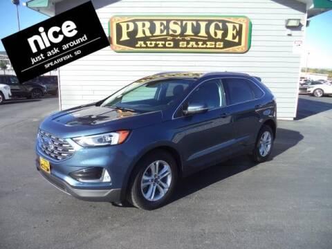 2019 Ford Edge for sale at PRESTIGE AUTO SALES in Spearfish SD