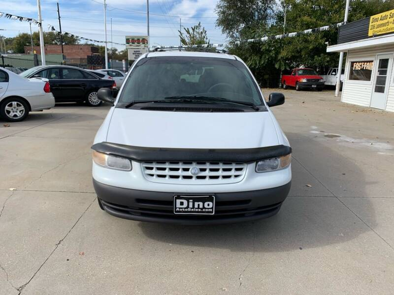 1998 Plymouth Grand Voyager 4dr Expresso Extended Mini-Van - Omaha NE