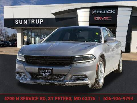 2016 Dodge Charger for sale at SUNTRUP BUICK GMC in Saint Peters MO