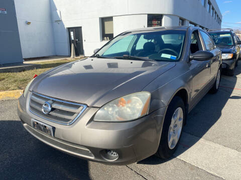 2004 Nissan Altima for sale at JerseyMotorsInc.com in Teterboro NJ