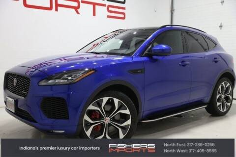 2019 Jaguar E-PACE for sale at Fishers Imports in Fishers IN