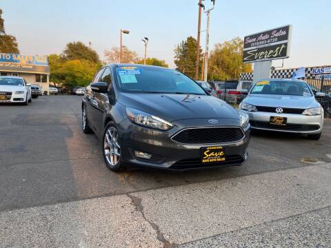 2015 Ford Focus for sale at Save Auto Sales in Sacramento CA