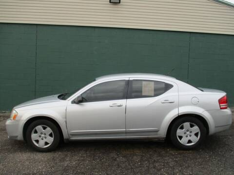 2008 Dodge Avenger for sale at Sally & Assoc. Auto Sales Inc. in Alliance OH