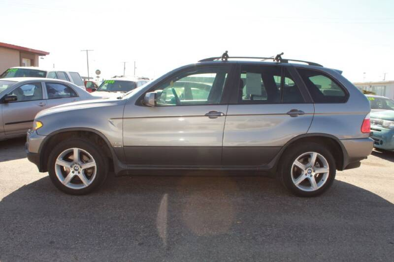 2004 BMW X5 for sale at Epic Auto in Idaho Falls ID