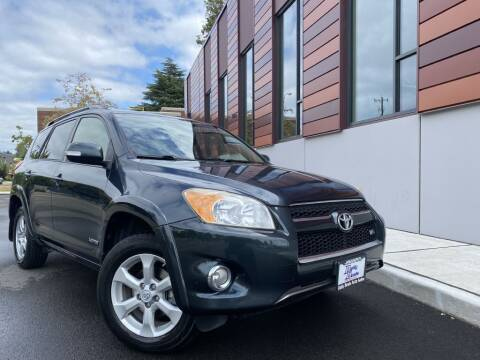 2009 Toyota RAV4 for sale at DAILY DEALS AUTO SALES in Seattle WA