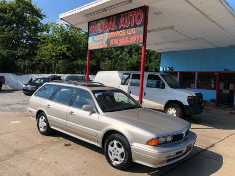 1995 Mitsubishi Diamante for sale at Global Auto Sales and Service in Nashville TN