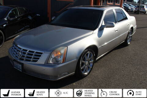 2006 Cadillac DTS for sale at Sabeti Motors in Tacoma WA