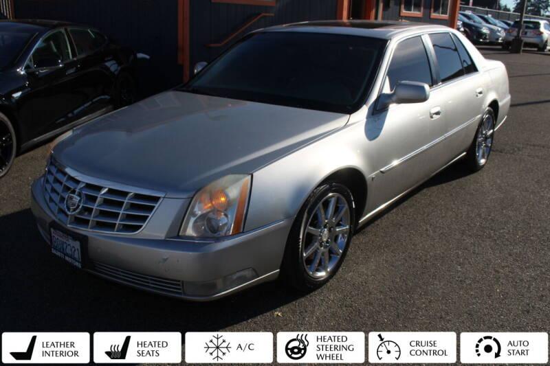 2006 Cadillac DTS for sale at Sabeti Motors in Tacoma WA