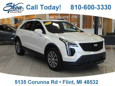 2019 Cadillac XT4 for sale at Jamie Sells Cars 810 in Flint MI