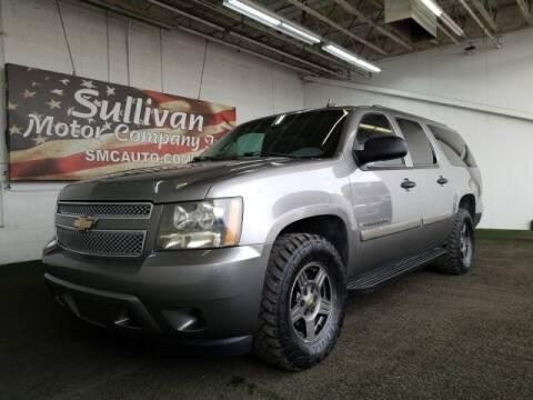 2008 Chevrolet Suburban for sale at SULLIVAN MOTOR COMPANY INC. in Mesa AZ