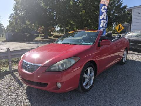 2006 Toyota Camry Solara for sale at AUTO PROS SALES AND SERVICE in Belleville IL