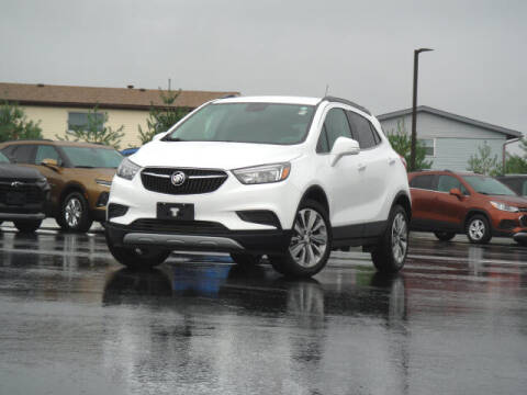 2019 Buick Encore for sale at Jack Schmitt Chevrolet Wood River in Wood River IL