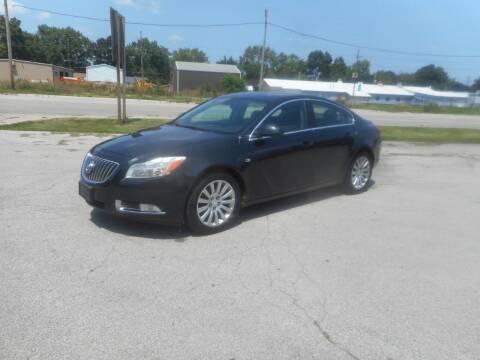 2011 Buick Regal for sale at RJ Motors in Plano IL