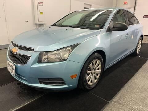2011 Chevrolet Cruze for sale at TOWNE AUTO BROKERS in Virginia Beach VA