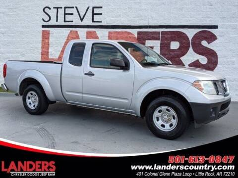 2014 Nissan Frontier for sale at The Car Guy powered by Landers CDJR in Little Rock AR