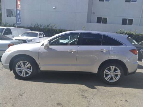 2015 Acura RDX for sale at Western Motors Inc in Los Angeles CA