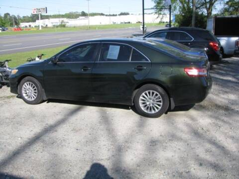 2011 Toyota Camry for sale at Johnson Used Cars Inc. in Dublin GA