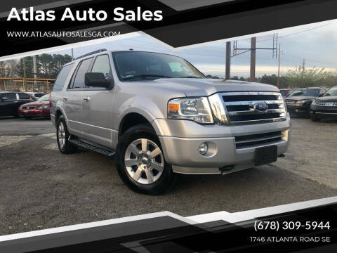 2010 Ford Expedition for sale at Atlas Auto Sales in Smyrna GA