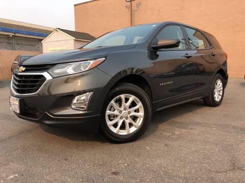 2019 Chevrolet Equinox for sale at Cars 2 Go in Clovis CA