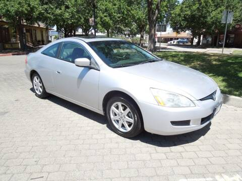 2003 Honda Accord for sale at Family Truck and Auto.com in Oakdale CA