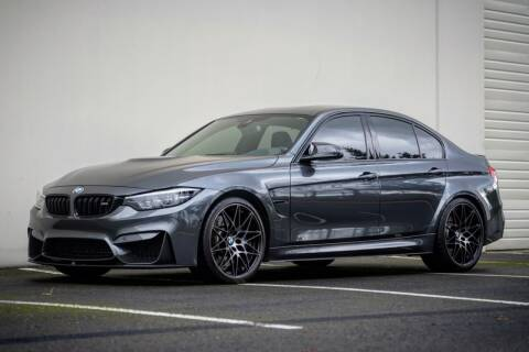2018 BMW M3 for sale at MS Motors in Portland OR