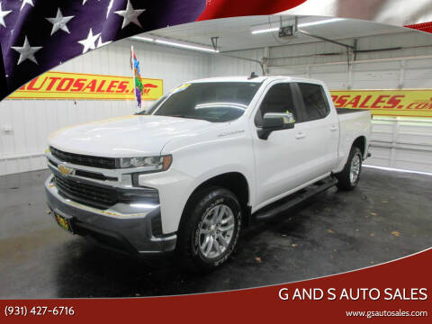 2019 Chevrolet Silverado 1500 for sale at G and S Auto Sales in Ardmore TN