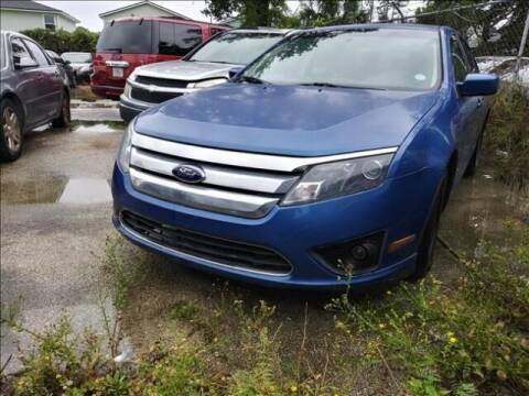 2011 Ford Fusion for sale at JacksonvilleMotorMall.com in Jacksonville FL