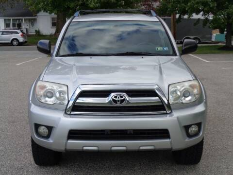 2006 Toyota 4Runner for sale at MAIN STREET MOTORS in Norristown PA