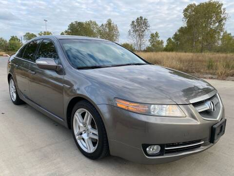 2008 Acura TL for sale at GTC Motors in San Antonio TX