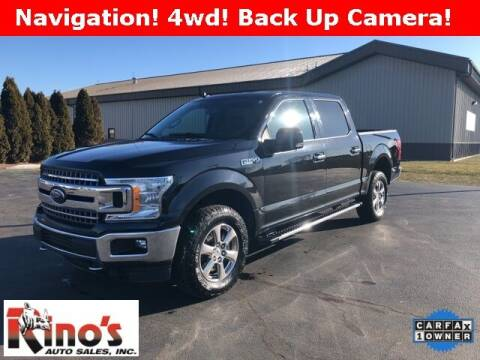 2019 Ford F-150 for sale at Rino's Auto Sales in Celina OH