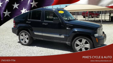 2011 Jeep Liberty for sale at MIKE'S CYCLE & AUTO - Mikes Cycle and Auto (Liberty) in Liberty IN