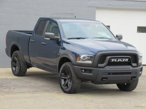 2021 RAM Ram Pickup 1500 Classic for sale at K&M Wayland Chrysler  Dodge Jeep Ram in Wayland MI