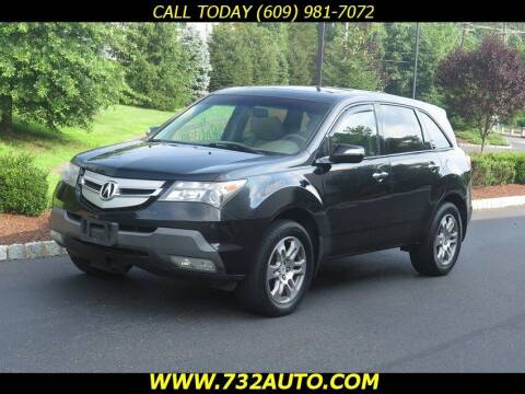 2009 Acura MDX for sale at Absolute Auto Solutions in Hamilton NJ