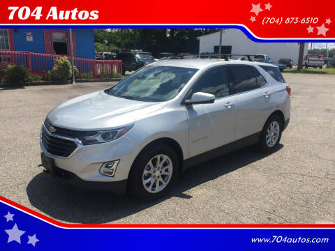2019 Chevrolet Equinox for sale at 704 Autos in Statesville NC