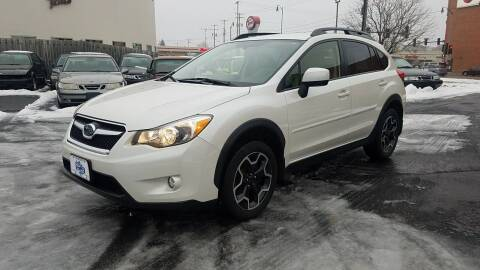 2014 Subaru XV Crosstrek for sale at THE AUTO SHOP ltd in Appleton WI