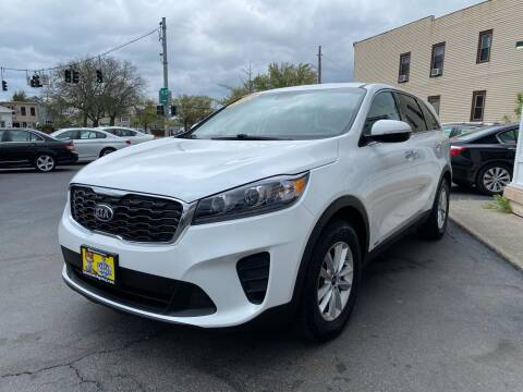 2019 Kia Sorento for sale at ADAM AUTO AGENCY in Rensselaer NY