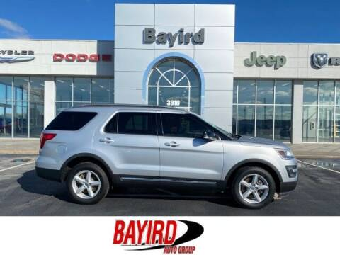 2016 Ford Explorer for sale at Bayird Truck Center in Paragould AR