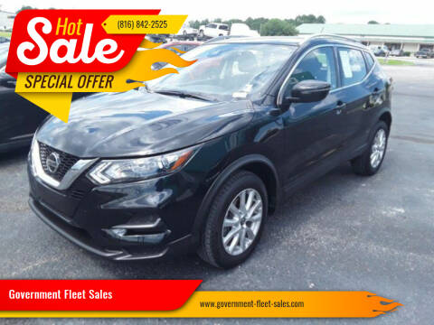 2020 Nissan Rogue Sport for sale at Government Fleet Sales in Kansas City MO