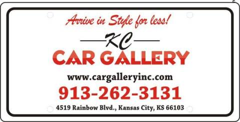 2016 Mitsubishi Lancer for sale at KC Car Gallery in Kansas City KS