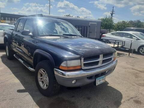 2004 Dodge Dakota for sale at Tower Motors in Brainerd MN