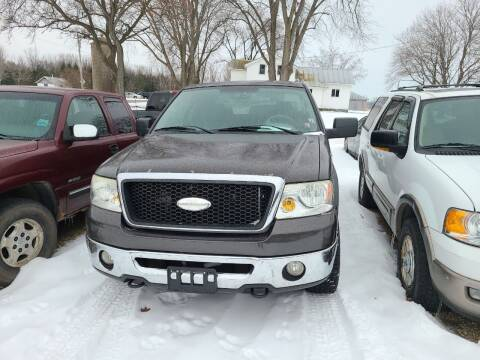 2007 Ford F-150 for sale at Craig Auto Sales in Omro WI