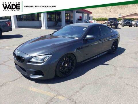 2014 BMW M6 for sale at Stephen Wade Pre-Owned Supercenter in Saint George UT