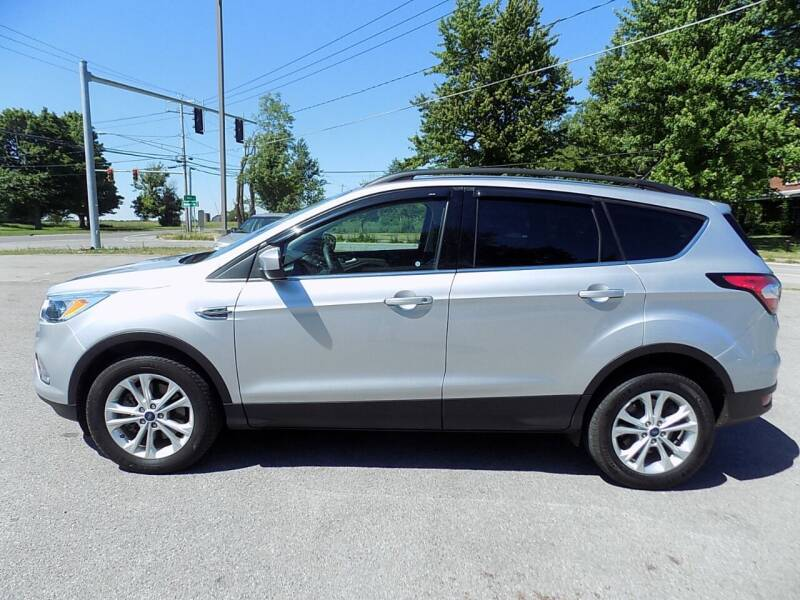 2018 Ford Escape for sale at SUMMIT TRUCK & AUTO INC in Akron NY