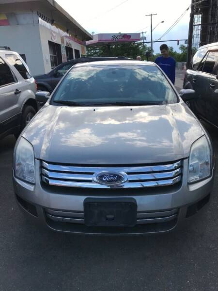 2009 Ford Fusion for sale at 696 Automotive Sales & Service in Troy NY