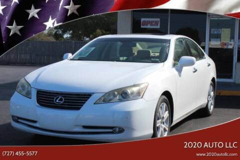 2008 Lexus ES 350 for sale at 2020 AUTO LLC in Clearwater FL